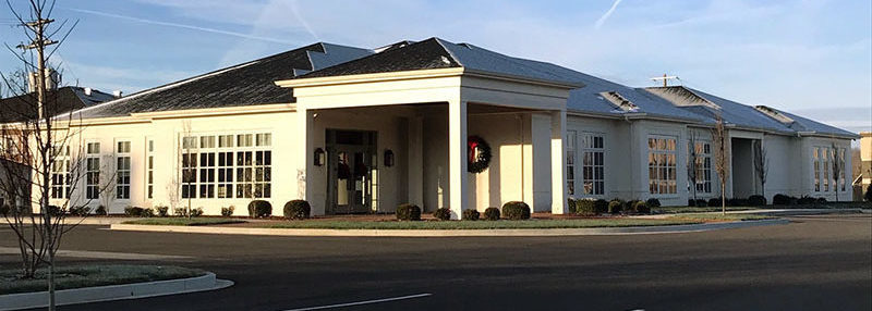a photo of the front of the building Lafayette location for Higgins Insurance