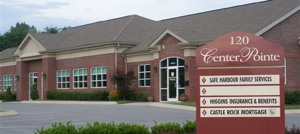 A photo ot the Clarksville office location of Higgins Insurance